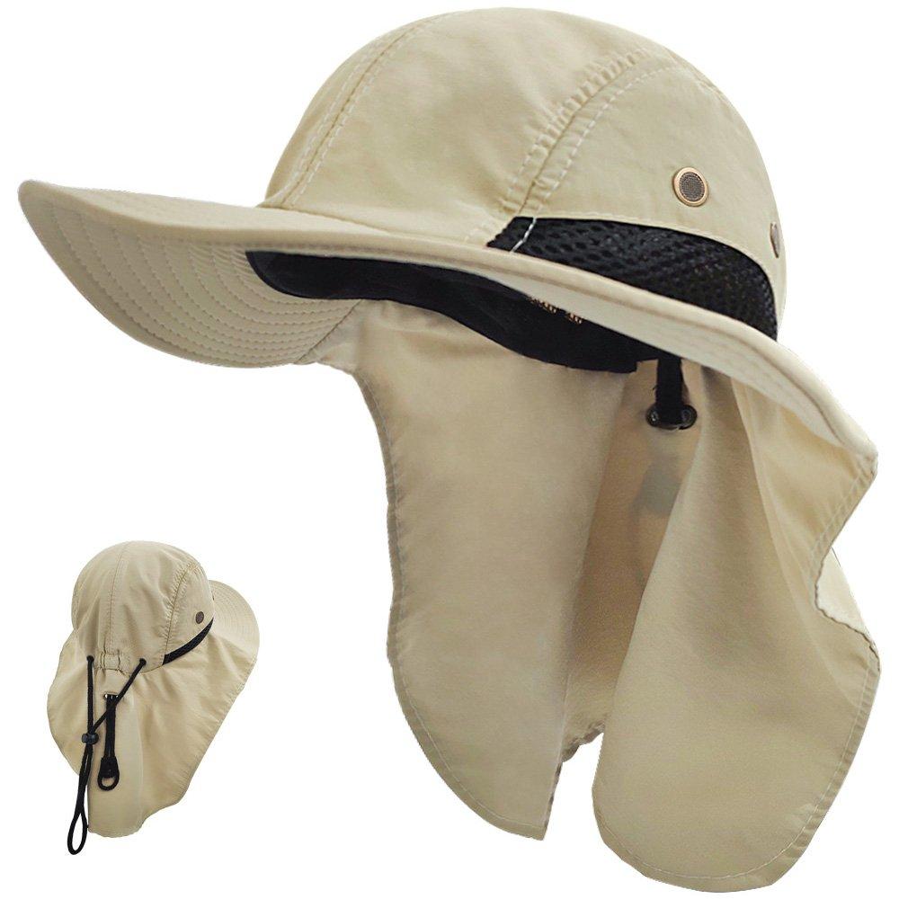 Amazon.com  LETHMIK Kids Outdoor Sun Hat 76a3e0500bd