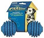 """PETMATE JW Pet Company Chompion Juguete para Perro (los Colores varían), Heavyweight (5.00"""" x 3.25"""" x 5.00"""")"""