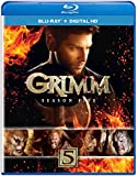 Grimm: Season Five (Blu-ray + Digital HD)