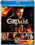 Cover Image for 'Grimm: Season Five (Blu-ray + Digital HD)'