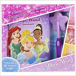 Disney Princess - Magic Wand Sound Book Set - PI Kids: Eric Furman