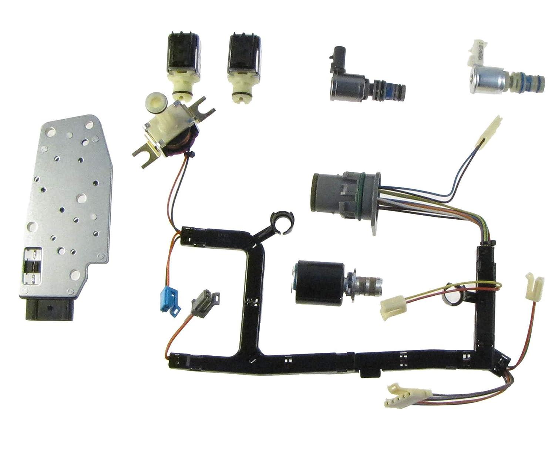 GM 4L60E 7 Piece Solenoid and Wire Harness Kit EPC TCC Shift ...