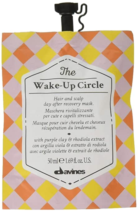 beau look performance fiable super promotions DAVINES - Masque The Wake-Up Circle Davines 50 ml: Amazon.fr ...