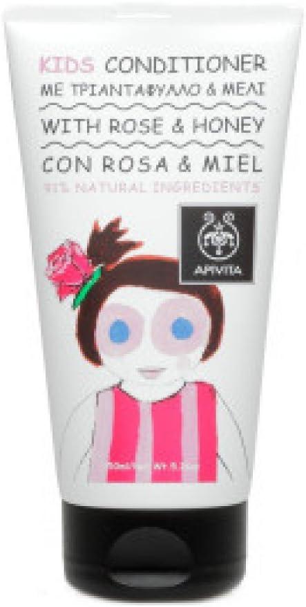 Apivita - Acondicionador kids con rosa & miel