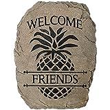 Carson Welcome Pineapple Garden Stone