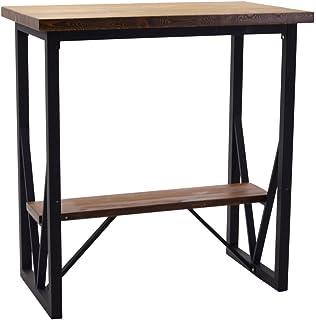Indhouse - Tavolo alto da ristorante/loft, stile industriale in ...