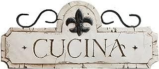 product image for Piazza Pisano Italian Cucina Kitchen Decor Sign