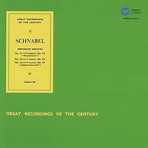 Beethoven:Piano Sonatas 21-32