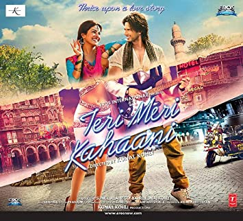 Teri Meri Kahani Hindi Audio CD (2012/Bollywood/Film/Movie/Cinema)