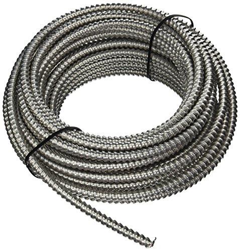 3 Conductor 12 Gauge (Southwire 68583422 50-Foot 12-Gauge 3-Conductor Type MC Conduit, Aluminum)