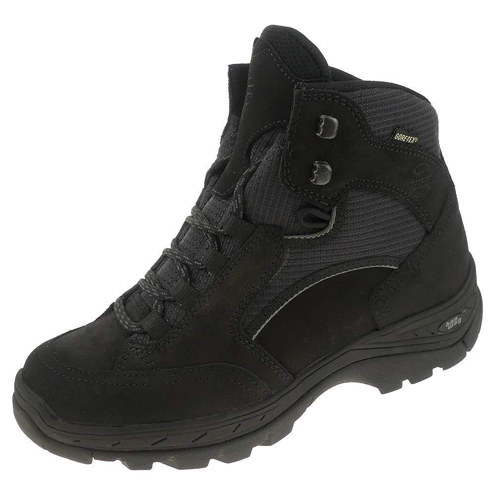 Hanwag Damen Schuhe Wanderschuhe Trekkingschuhe Trekkingschuhe Trekkingschuhe Ivalo Lady GTX Schwarz 451312 187940