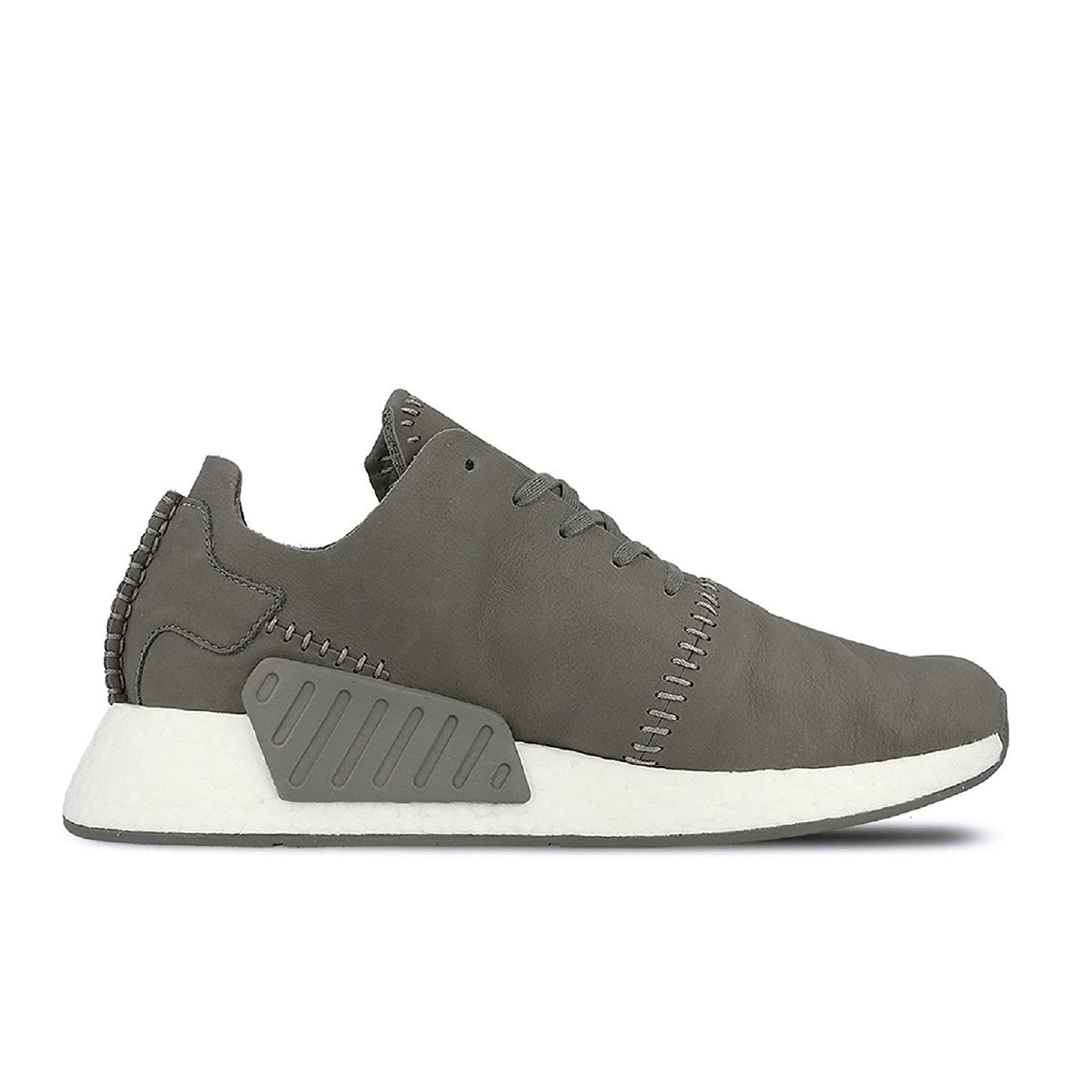 online store ebfd1 804d9 Amazon.com | adidas NMD R2 BB3117 Wings + Horns ash/White ...