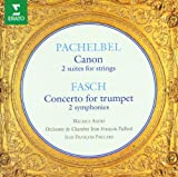 Pachelbel: Canon / Fasch: Concerto for trumpet