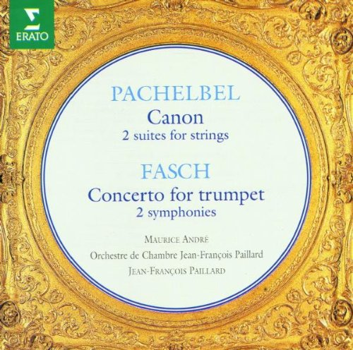 Pachelbel: Canon / Fasch: Concerto for trumpet by RHIP2