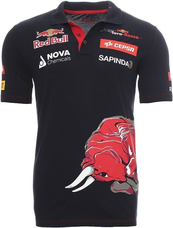 Scuderia Toro Rosso - Polo - para Hombre Azul Oscuro Medium ...