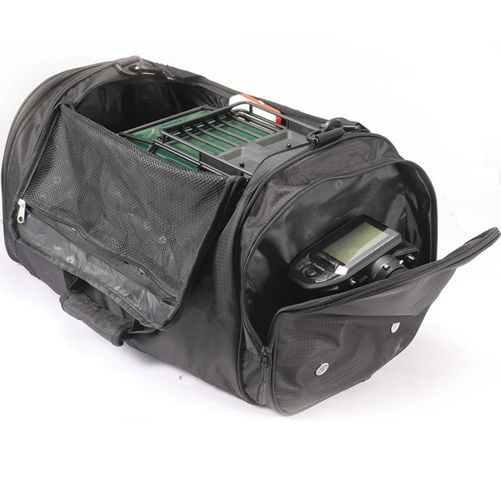 INJORA 59  30  33 cm RC Auto Aufbewahrungstasche für 1 10 RC Crawler Traxxas TRX4 Axiale SCX10 RC4WD D90 Tamiya CC01 RC Modell Auto B07D59G6VY Zubehör Mode-Muster | Mangelware