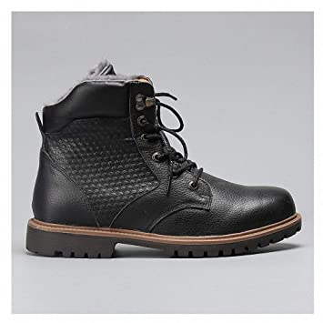 3918be618b53b Amazon.com: Tebapi Mens Backpacking Boots Winter Snow Boots Super ...
