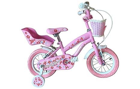 Bici Bimba Baby Girl Rosa Schiano 14 Amazonit Sport E Tempo