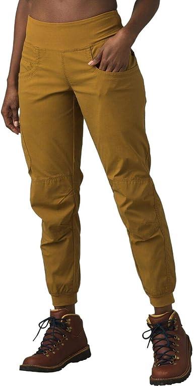 Prana Kanab Pantalones Mujer, Agave 2019