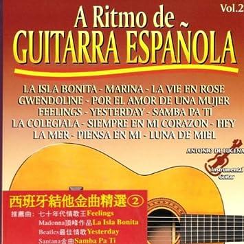 A Ritmo De Guitarra Española Vol.2: Various Artists: Amazon.es: Música