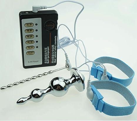 A-Juguetes sexuales, Electroestimulación, Choque eléctrico ...