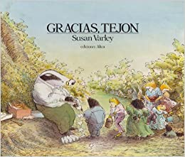 Buy gracias tejonbadgers parting gifts book online at low prices flip to back flip to front fandeluxe Images