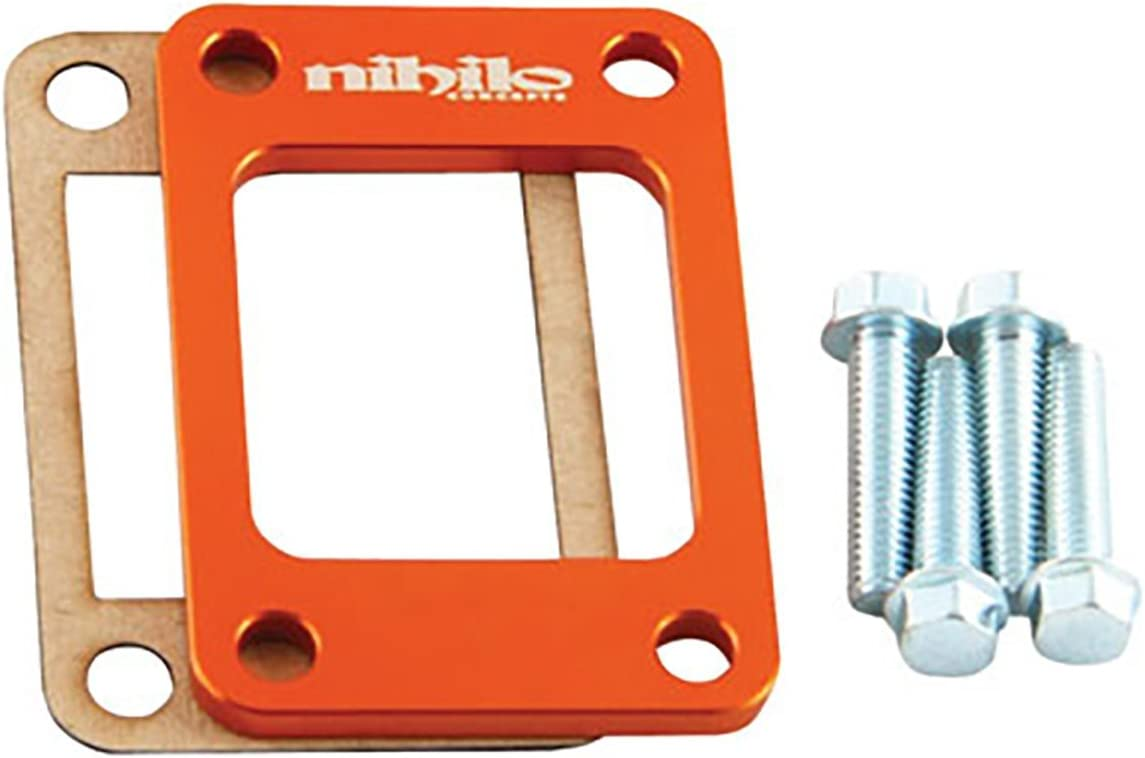 Nihilo Concepts NIS65-O Orange Intake Spacer