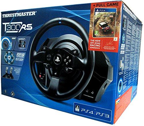 231 opinioni per Thrustmaster T300 Racing Wheel + Sebastian Loeb- PlayStation 4 [Bundle Limited]