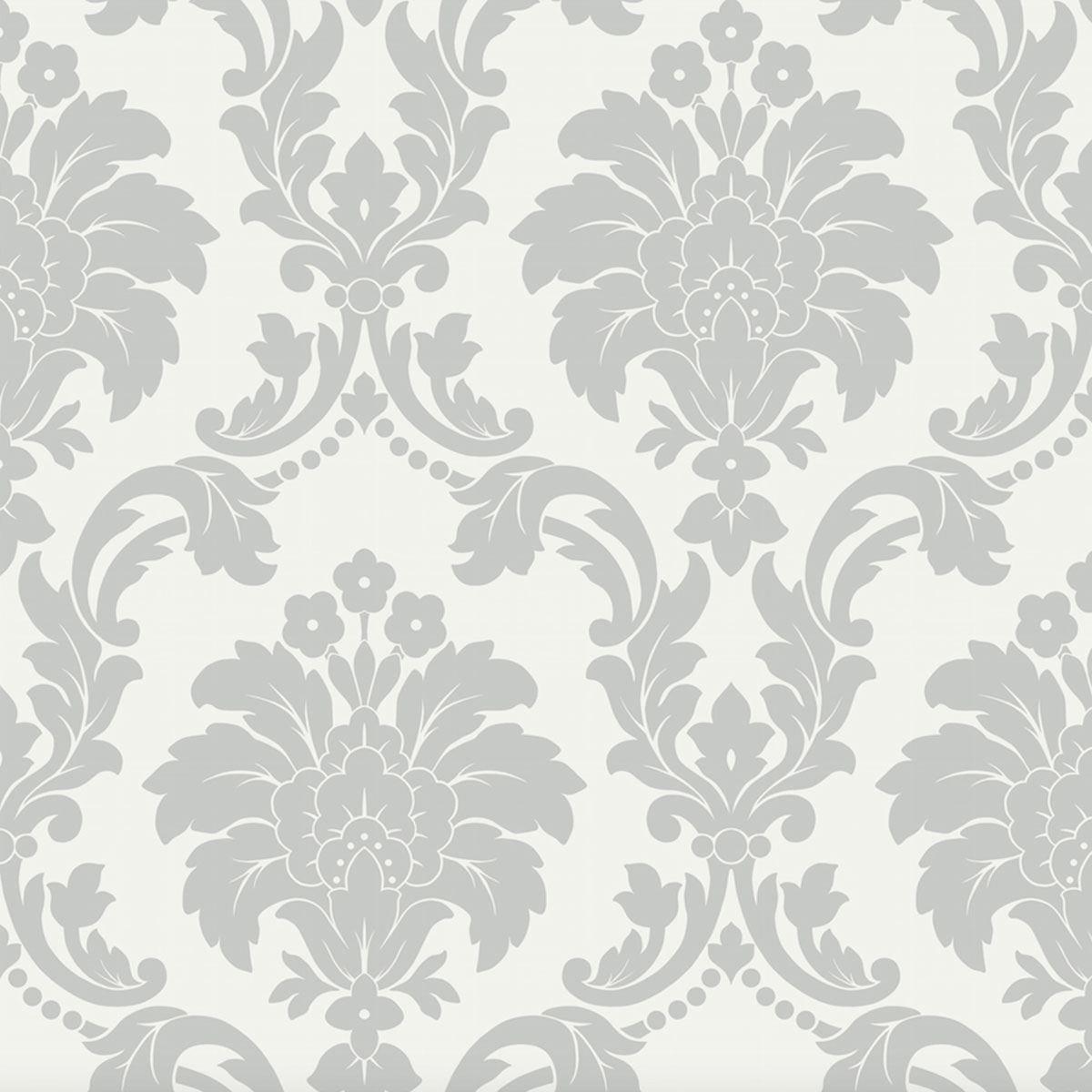 Arthouse 693503 Romeo Grey Wallpaper, 10 m