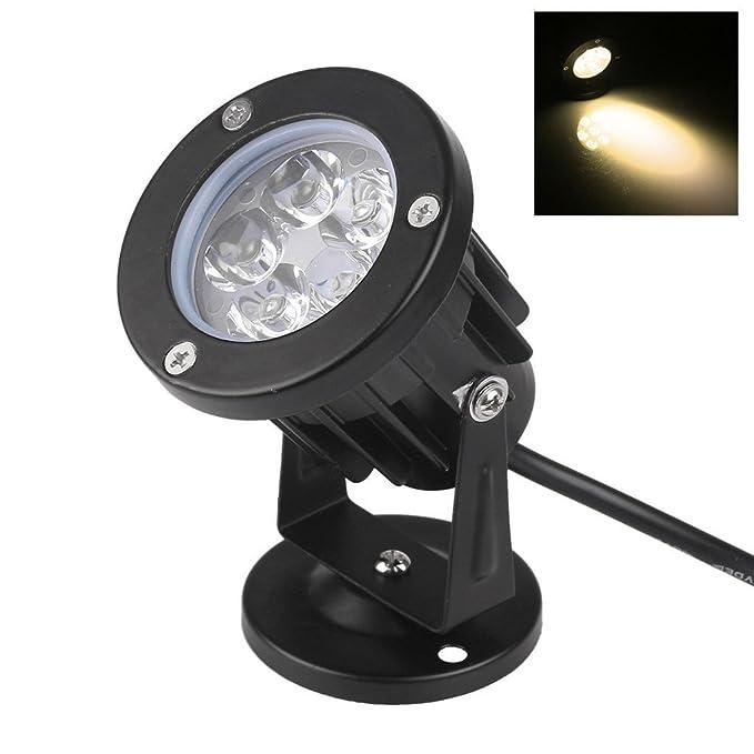 13 opinioni per Bloomwin 4 X Lampade Proiettore Spotlight Orientabile Esterno Bianco Caldo IP65