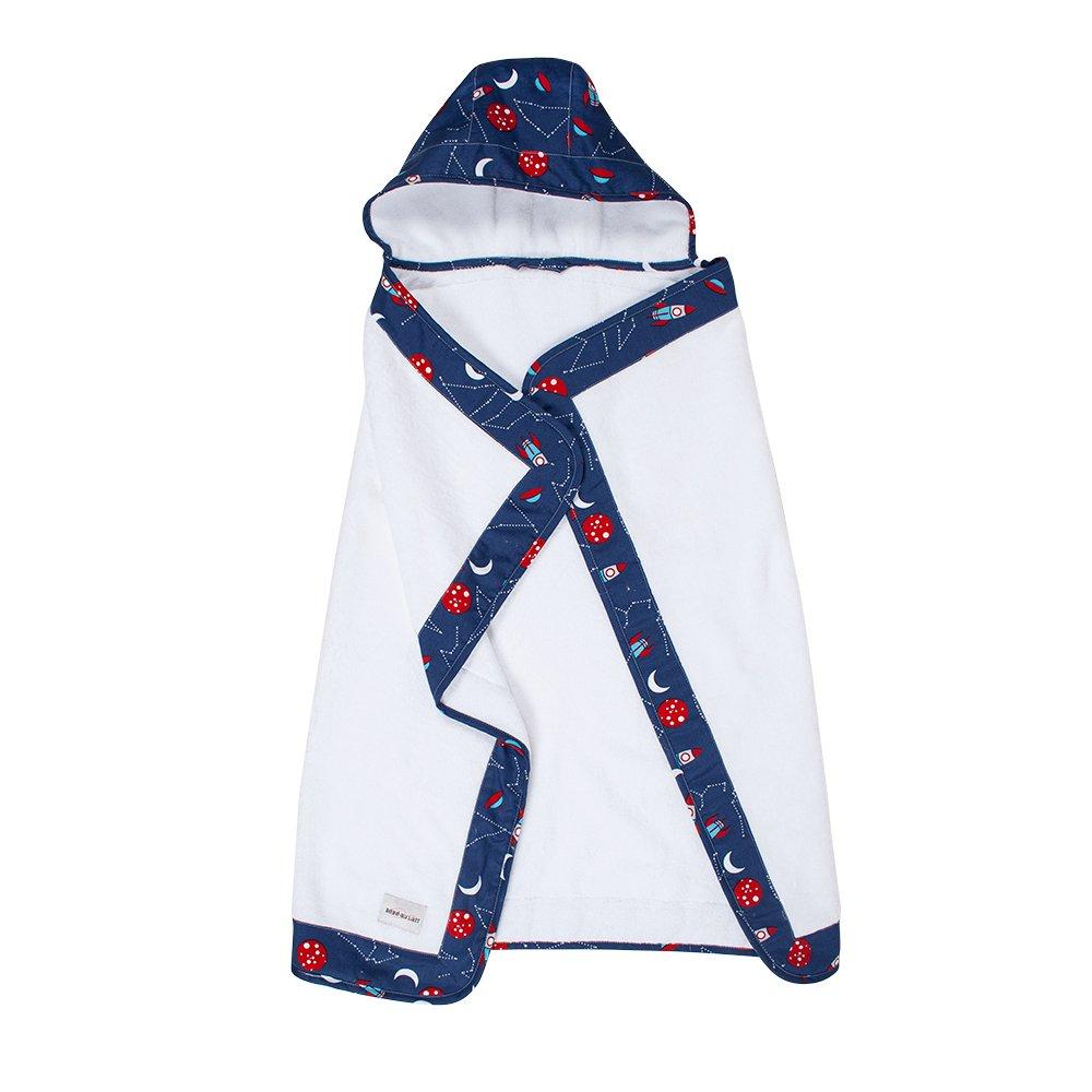 Bebe au Lait Hooded Towel, Apollo by Bebe au Lait