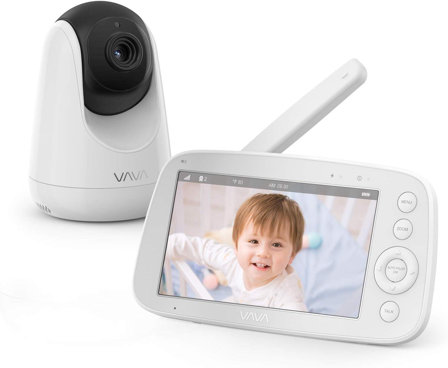 VAVA ベビーモニター カメラ VA-IH006
