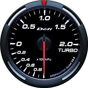 amazon 日本精機 defi デフィ メーター racer gauge 60φ ターボ計