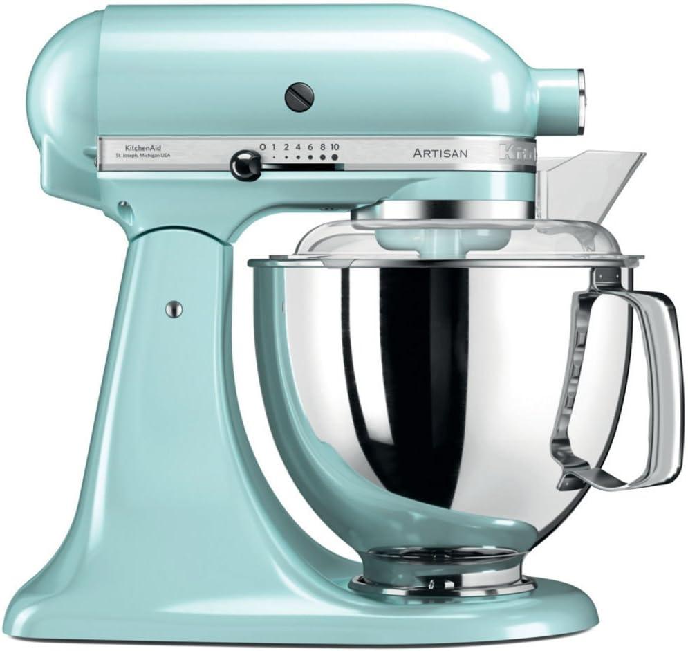 Kitchenaid 4 8 Litre Artisan Stand Mixer 5ksm175ps Ice Blue