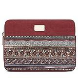 Feisman Laptop Sleeve, 11-15 Inch Bohemian