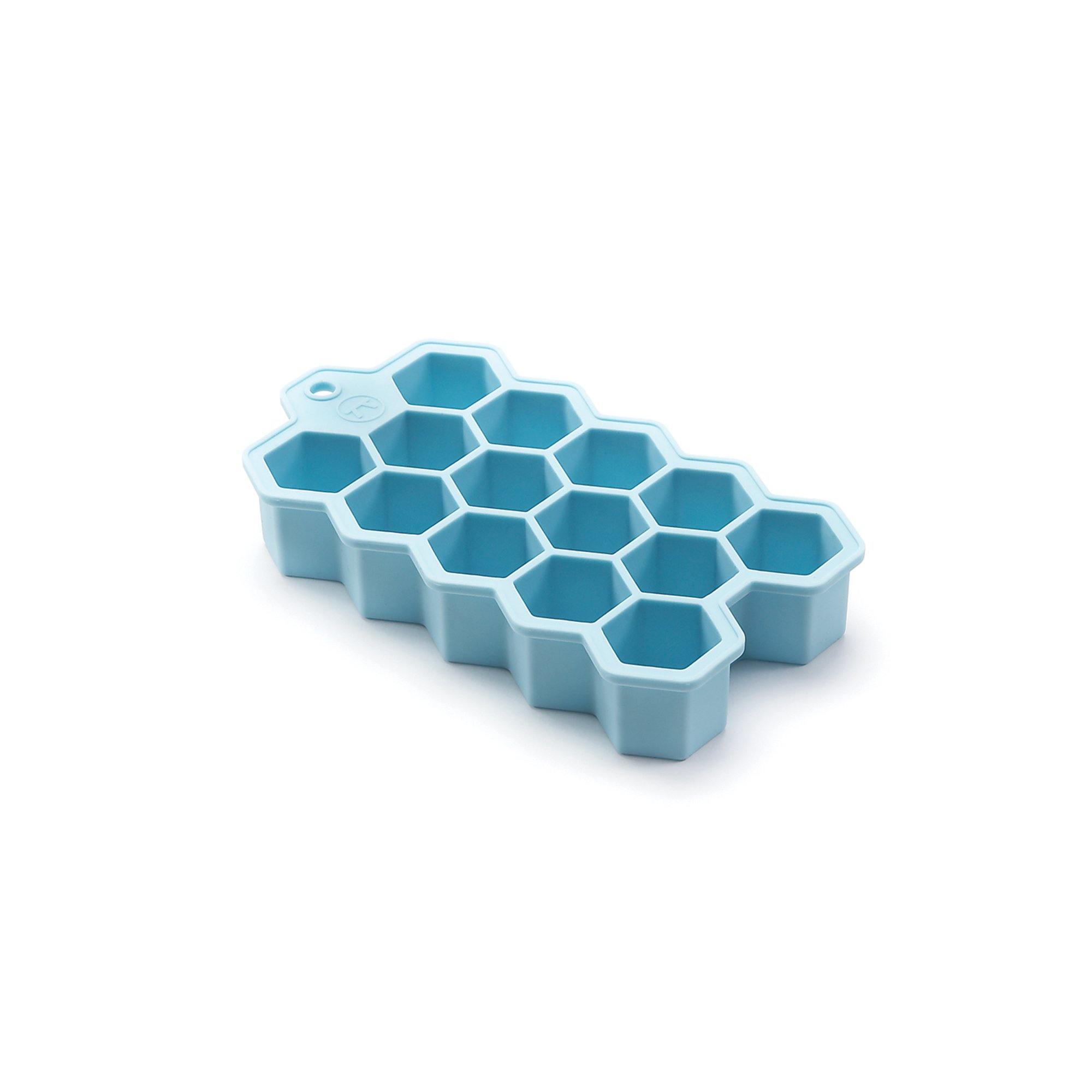 Outset Silicone Hexagon Ice Cube Tray