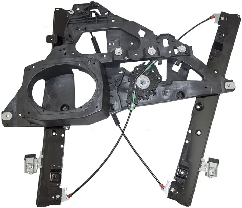 Drivers Front Power Window Regulator for 07-17 Ford Expedition Lincoln Navigator