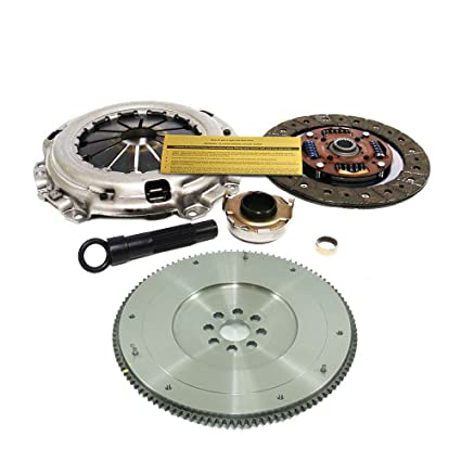 Amazon.com: EXEDY CLUTCH PRO-KIT & FLYWHEEL for 06-14 HONDA CIVIC DX GX LX EX 1.8L SOHC 4CYL: Automotive