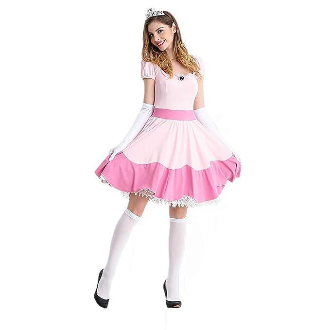 Amazon.com: XCJLW Disfraz de princesa de lujo para adultos ...