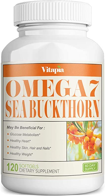 Sea buckthorn oil weight loss reviews