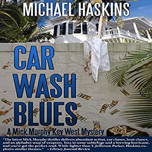 Car Wash Blues Audiobook