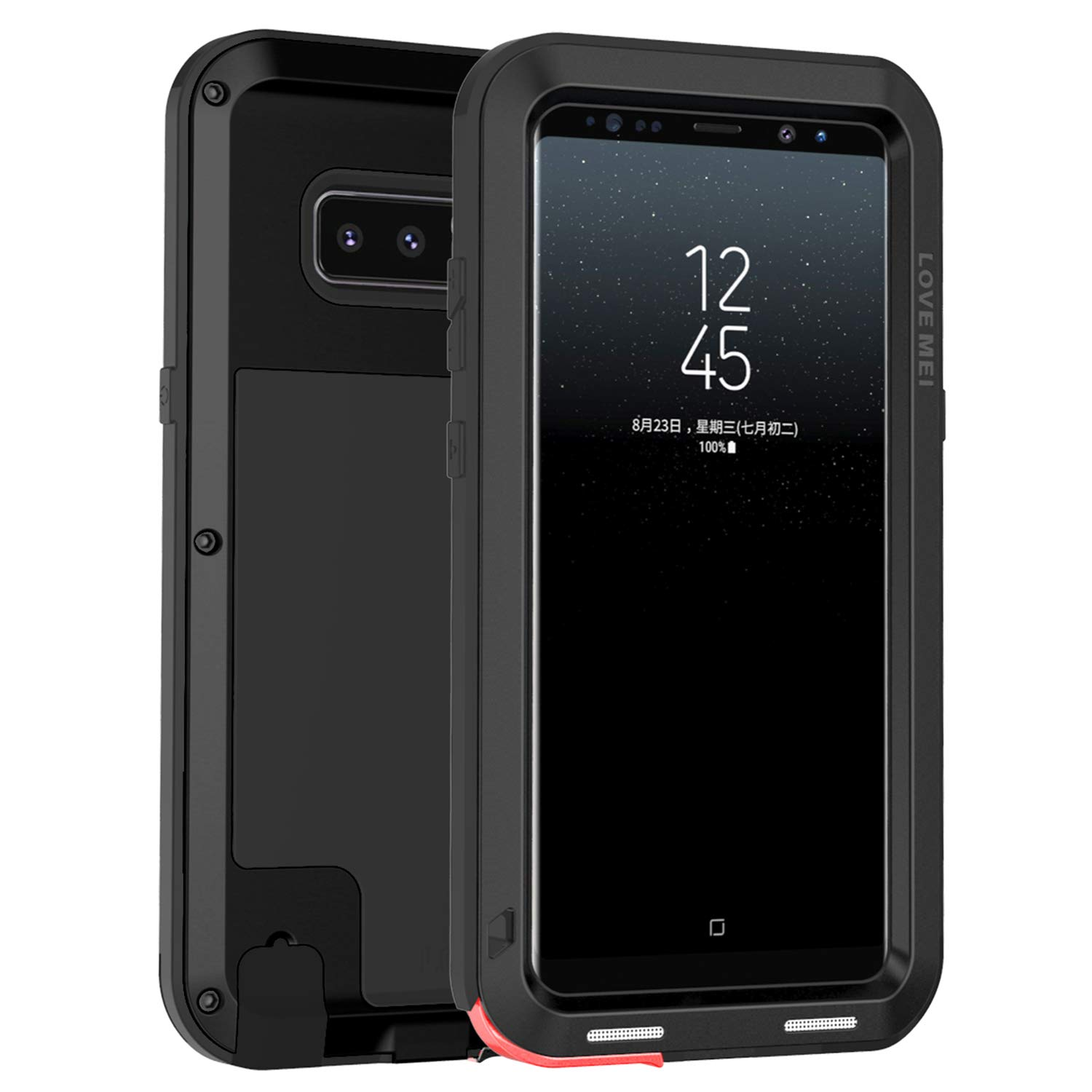 funda resistente love mei samsung galaxy note 8
