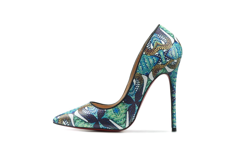 Women Shoe Pointed Toe Pumps Party Sandals Fashion Patent Leather High Heel Stilettos On Dress 12cm B07DG2G5MG 10.5 B(M) US|Green