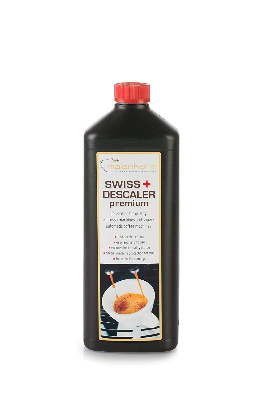 Swiss Anti piedra caliza Premium Descalcificador para Máquina café ...