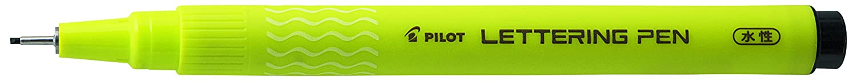 Pilot DR Lettering Pen 1.0 mm Tip - Black, Box of 12 SW-DRL-10-B
