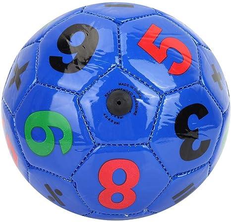 Balón de Fútbol para Niños, Pelota de Fútbol PVC Tamaño 2 ...