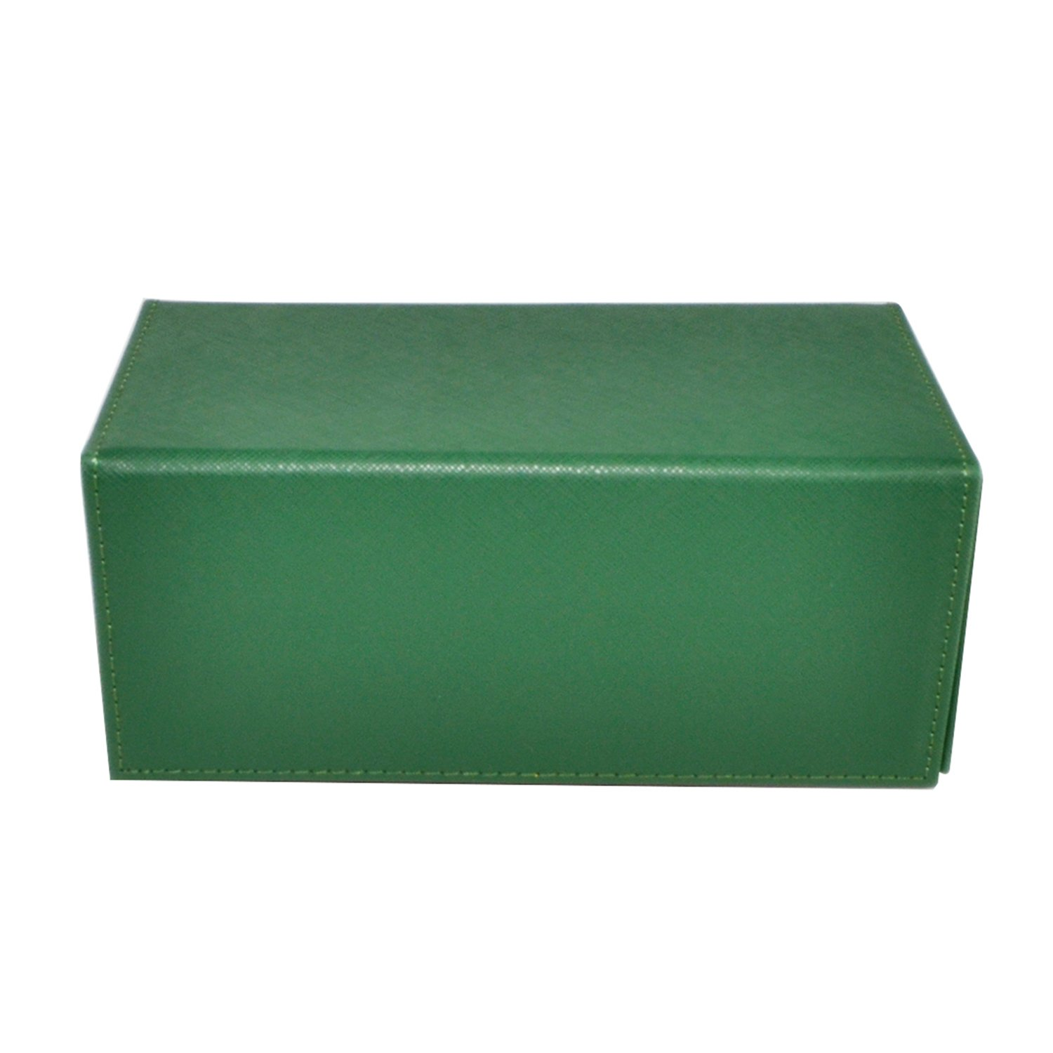 Creation Line Deck Box - Large Green by Dex Protection