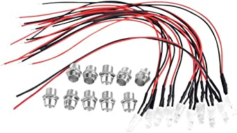10/x vert 1,8/mm LED diode Ampoule