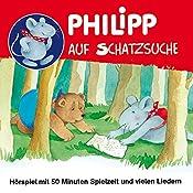 Philipp auf Schatzsuche (Philipp die Maus) | Norbert Landa