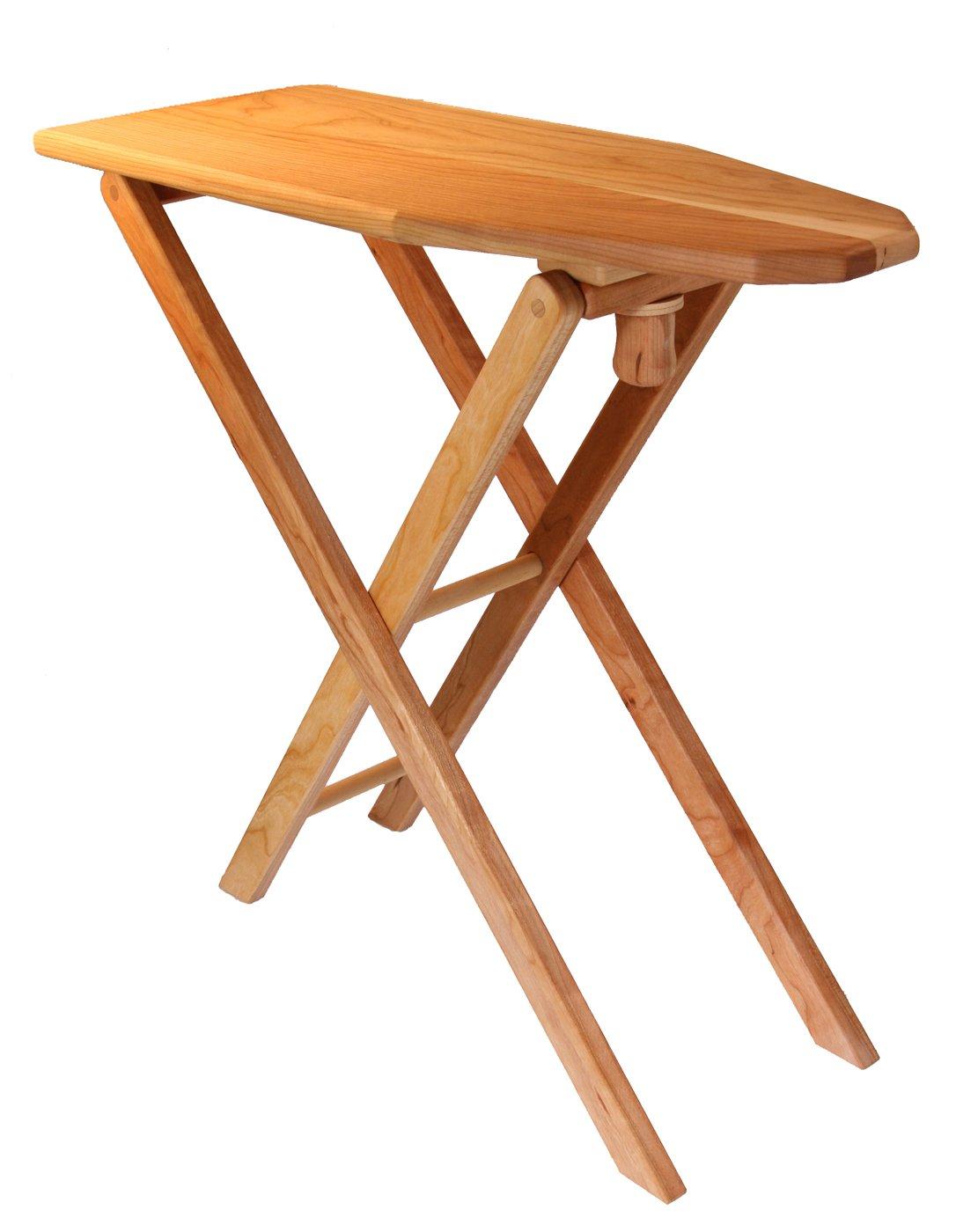 Camden Rose Child's Cherry Wood Play Ironing Board
